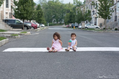 Sisters on Speed Bump New York 0