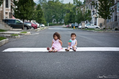 Sisters on Speed Bump New York 1