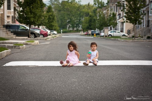 Sisters on Speed Bump New York 2