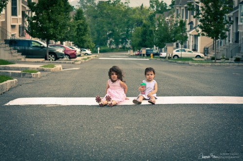 Sisters on Speed Bump New York 3