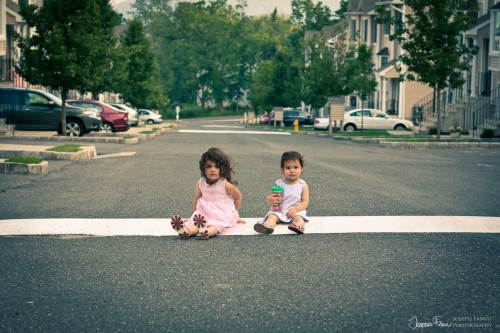 Sisters on Speed Bump New York 4