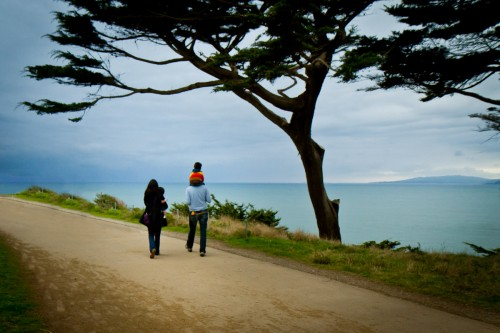 Lands End - San Francisco - Joseph Fanvu Photography