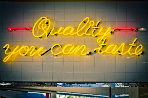 Quality You Can Taste - San Francisco, CA