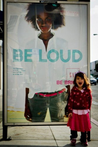 Be Loud - San Francisco, CA