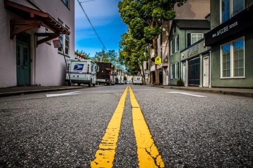 Double Yellow - San Francisco, CA