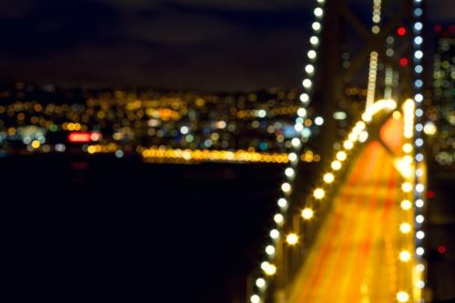 Bridge Goggles - Yerba Buena Island, CA