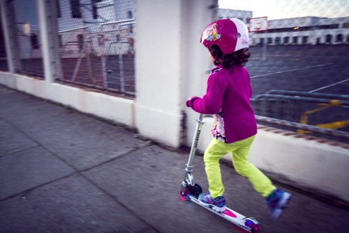 Faster Than Me - San Francisco, CA - family photography