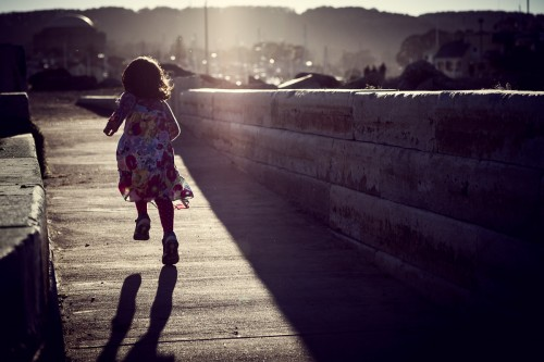 Into The Sunset - San Francisco, CA - family photography