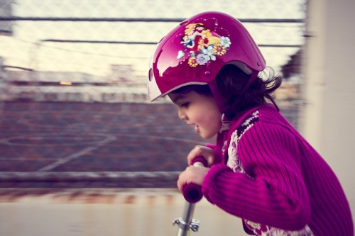 Speed Racer - San Francisco, CA - family photography