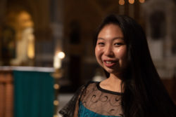 san francisco chorister photography portrait